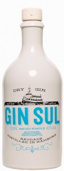 Gin Sul Dry - Meio Litro