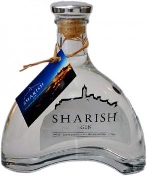 Gin Sharish - Destilado no Alentejo