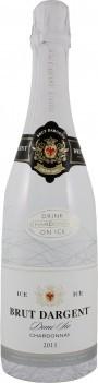 Espumante Brut D'Argent Demi Sec Chardonnay