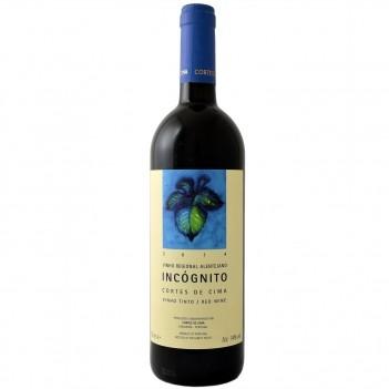 Cortes de Cima Incógnito - Vinho Tinto Alentejano 2012