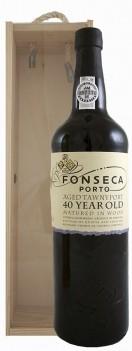 Vinho  do  Porto  Fonseca  40  Anos