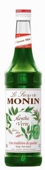 Monin  Xarope  Menta Verde   (S/Alcool)