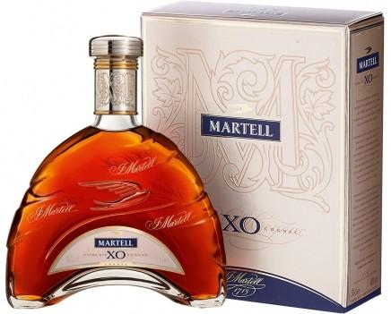 Cognac Martell XO Extra Old - França
