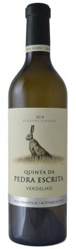 Vinho Branco Quinta da Pedra Escrita Verdelho - Douro 2014