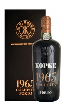 Porto Kopke Colheita 1965 - Ed. Especial
