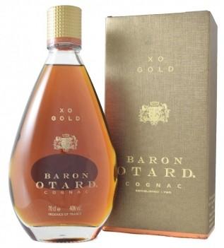 Cognac Baron Otard X.O. Gold - França