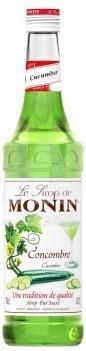 Monin  Xarope  Concombre  (S/Alcool)