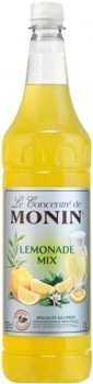 Monin  Lemonade Mix  (S/Alcool)  Litro  Concentrado