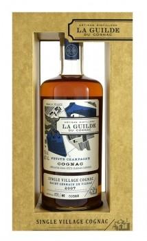 Cognac La Guilde Saint Germain de Vibrac Petite Champagne