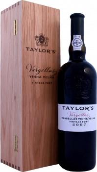 Vinho do Porto Vintage Taylors Vargellas Vinhas Velhas 2007