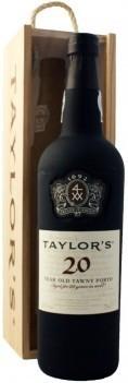 Vinho  do  Porto  Taylors  20 Ano