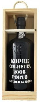 Vinho do Porto Kopke Colheita 2006 Caixa de Madeira