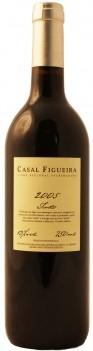 Vinho Tinto Biológico Natural Casal Figueira - Lisboa 2016