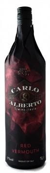 Carlo Alberto Vermut Tinto 1L