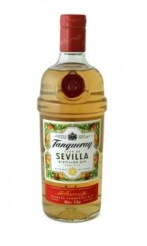 Gin Tanqueray - Flor Sevilha - Reino Unido