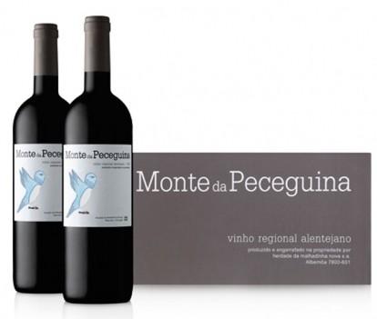 * Conj. Monte da Peceguina Tinto / Branco (2gfs)