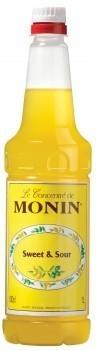 Xarope Monin Sweet & Sour (S/Alcool) 1LT Concentrado