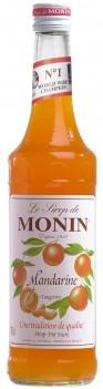Xarope Monin Mandarine - Tangerina (S/Alcool)