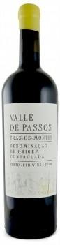 Vinho Tinto Valle de Passos - Trás-os-Montes