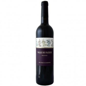 Vinho Tinto Valle de Passos Passitos -  Trás-os-Montes