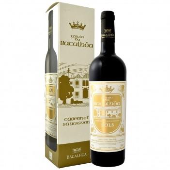 Vinho Tinto Quinta da Bacalhoa - Setúbal 2014