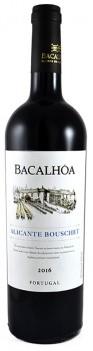 Vinho Tinto Quinta da Bacalhoa Alicante Bouschet - Setúbal 2017