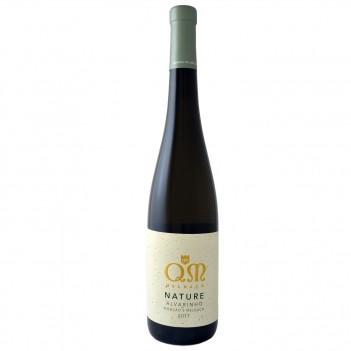 Vinho Branco QM Nature Alvarinho - Vinhos Verdes 2018