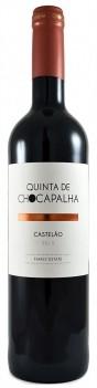 Vinho Tinto Quinta de Chocapalha Castelão - Lisboa 2016