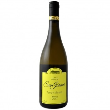 Vinho Branco Quinta SanJoanne Terroir Mineral - Vinhos Verdes 2017