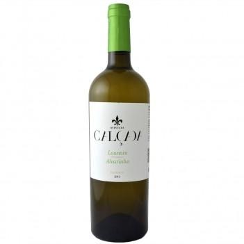 Vinho Verde Branco Quinta da Calçada Loureiro - Alvarinho 2016