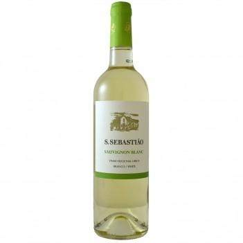 Vinho Branco São Sebastião Sauvignon Blanc - Lisboa 2018