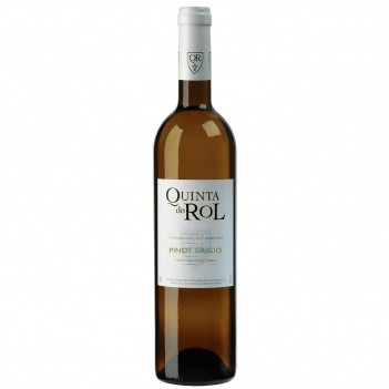 Vinho Branco Quinta do Rol Pinot Grigio - Lisboa 2015