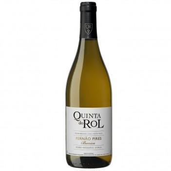 Vinho Branco Quinta do Rol Fernão Pires Barrica - Lisboa 2015