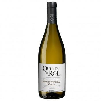 Vinho Branco Quinta do Rol Selecção Barrica - Lisboa 2015