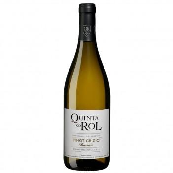 Vinho Branco Quinta do Rol Pinot Grigio Barrica - Lisboa 2014