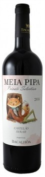 Vinho Tinto Meia Pipa Private Selection - Setúbal 2017