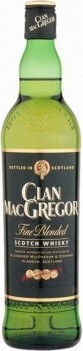 Whisky Clan Macgregor - Fine Blended