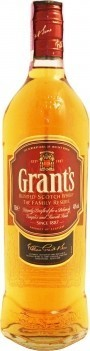 Whisky  Grants - Blended Scotch