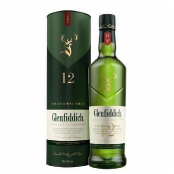 Whisky Glenfiddich 12 Anos Single Malt