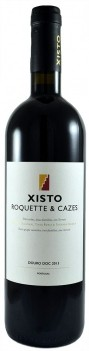 Vinho Tinto Conceito Unico Xisto Roquette e Cazes - Douro 2015