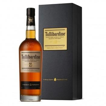 Whisky Tullibardine 20 anos Malt Single Malt