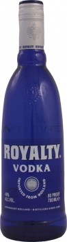 Vodka Royalty - Vodka Holandesa Original