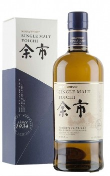 Whisky Nikka Yoichi Single Malt - Japonês