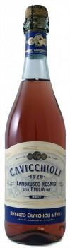Vinho Rose Lambrusco Cavicchioli