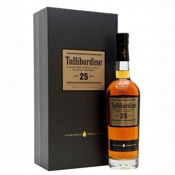 Whisky Tullibardine 25 Anos Malt Single Malt