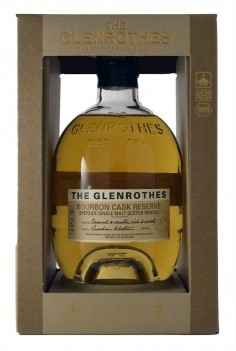 Whisky Glenrothes Bourbon Cask Reserve Single Malt