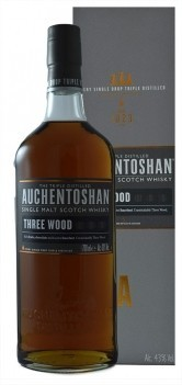 Whisky Auchentoshan Three Wood Single Malt Single Malt
