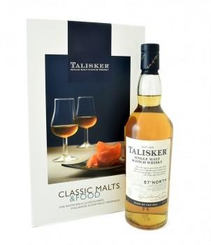 Whisky Talisker 57º North SIngle Malt -  Com Copos