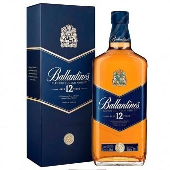 Whisky Escocês Ballantines 12 Anos