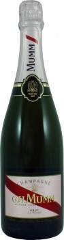Champagne Mumm Brut Rosé - França
